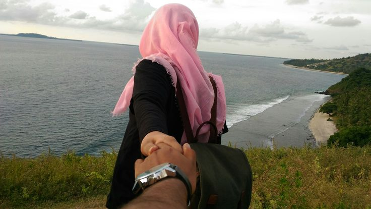 Malimbu, Lombok  Someother time i know you'll be the one holding this hand