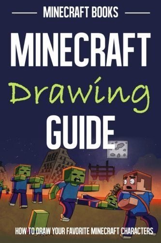 Minecraft Drawing Guide: How to Draw Your Favorite Minecraft Characters by Minecraft Books http://www.amazon.com/dp/1495327833/ref=cm_sw_r_pi_dp_smYnub1PA0EJ8
