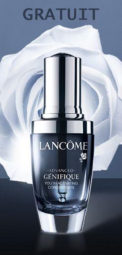 Échantillon gratuit Advanced Génifique de Lancôme.  http://rienquedugratuit.ca/produits-de-beaute/echantillon-gratuit-advanced-genifique-de-lancome/