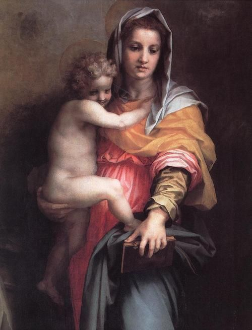 andrea del sarto by browning In andrea del sarto, browning presents a portrayal of the artist as one who is  born an artist, one who is created in order to create, you might say.