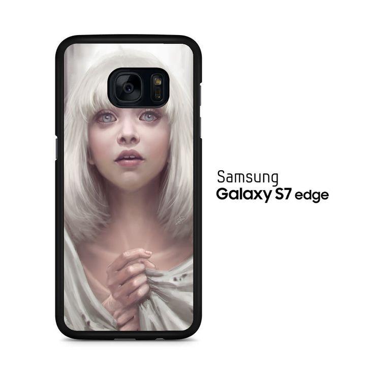 Sia Album Samsung Galaxy S7 Edge Case