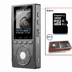 [ $26 OFF ] New Xduoo X10 (+ 32Gb + Leather Case ) Portable High Resolution Lossless Dsd Music Player Dap Support Optical Output Mp3 Player
