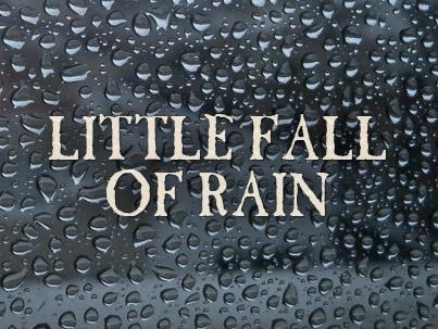 A Little Fall Of Rain - Pinterest Board Cover