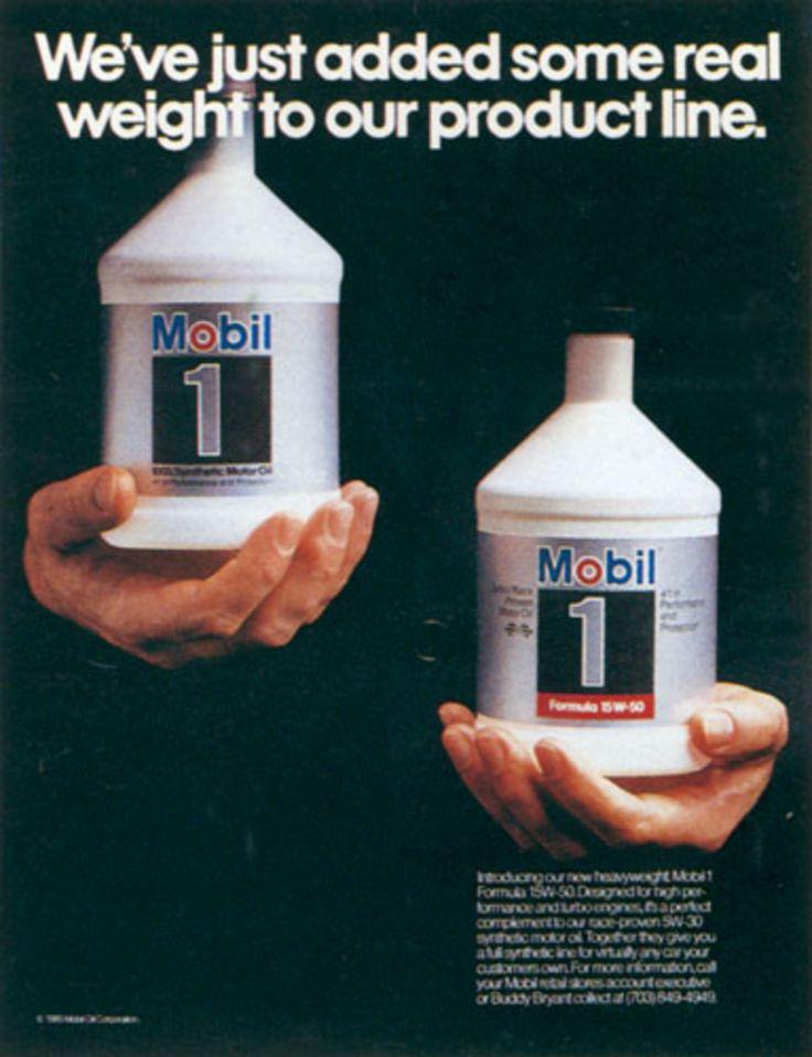 Read more: https://www.luerzersarchive.com/en/magazine/print-detail/mobil-oil-17688.html Mobil Oil Tags: The Martin Agency, Richmond,Jamie Cook,Hal Tench,John Mahoney,Mobil Oil