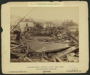 Shameful Scandal and Colossal Disaster, the Johnstown Flood: The Vacation Lake