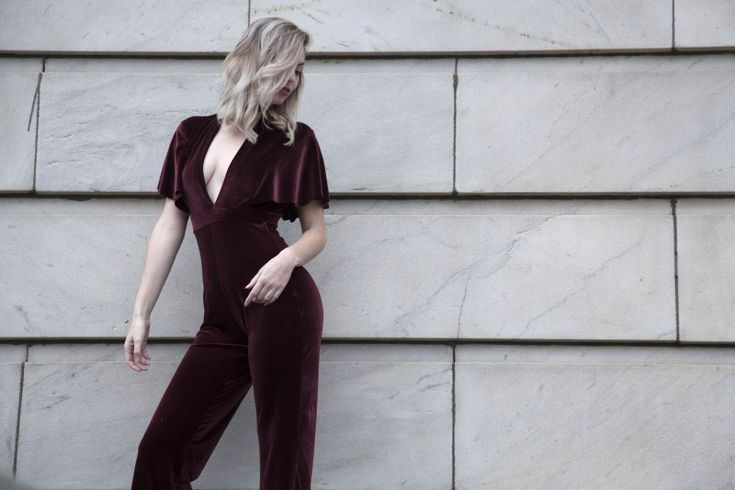 The Bergenia Jumpsuit - Free Sewing Pattern - Mood Sewciety