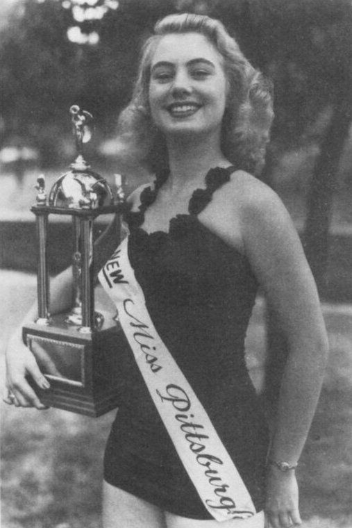 Shirley Jones was Miss Pittsburgh 1952. | Pittsburgh ...