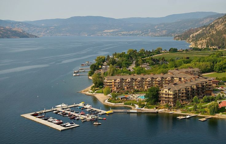 West Kelowna Accommodations on the Lake | The Cove Lakeside Resort
