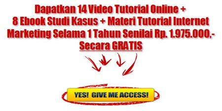 Belajar Bisnis Internet Marketing Bersama Gm.Susanto