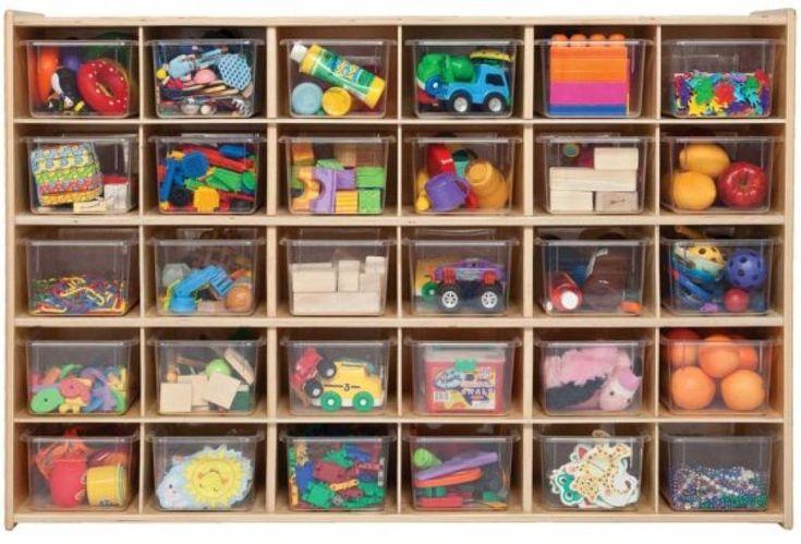 les 25 meilleures id es de la cat gorie rangement jouet. Black Bedroom Furniture Sets. Home Design Ideas