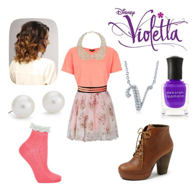 """""""Hoy Somos Mas Outfit #2"""" by theodora2707 on Polyvore"""