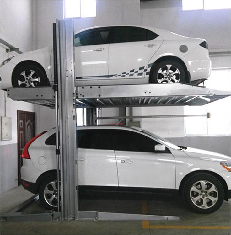 BP2700T 2 post parking lift 3 ton capacity (240V