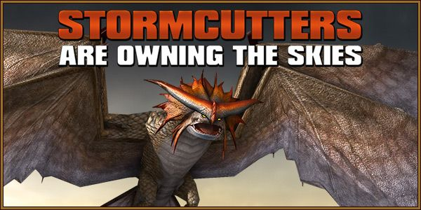 Stormcutters Are Owning the Skies