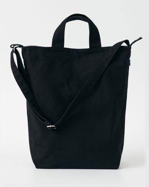DUCK BAG, musta | katoko