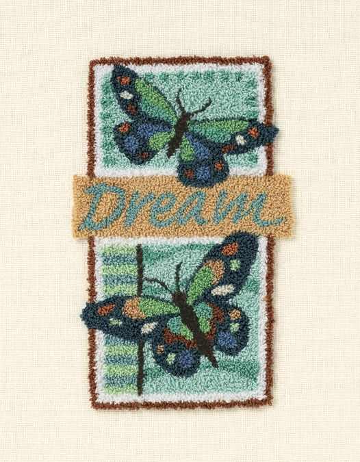 17 Best Images About Punch Needle Embroidery On Pinterest | Coin Purses Wool And Acrylics