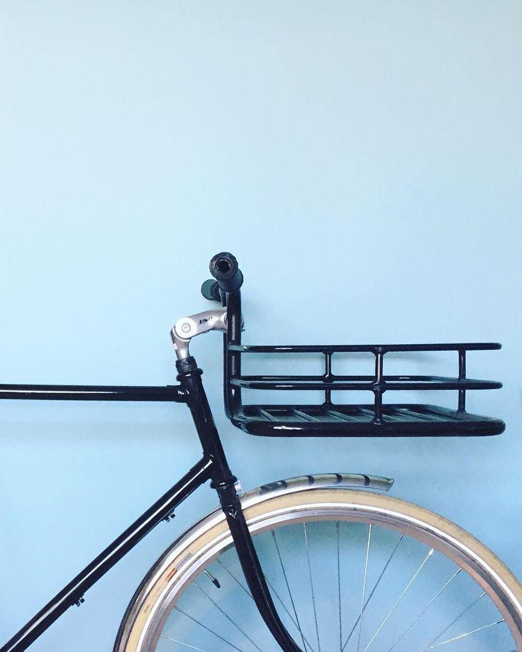 "1"" steerer frame cannot be a problem for your new BikePorter  #copenhagenparts #bikeporter #steelisreal"