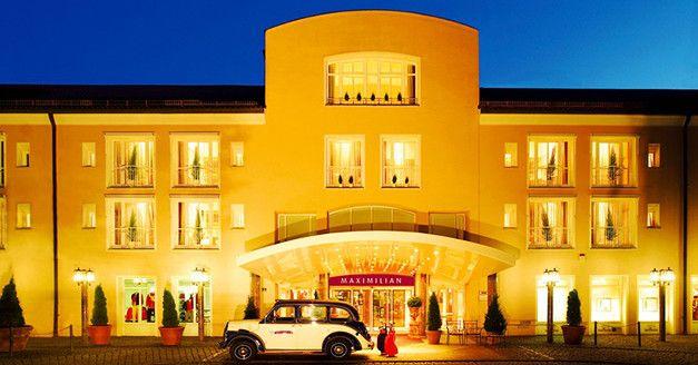 160€   -43%   3,6 oder 8 Tage #Bayern - Luxuriöse #Wellness-Auszeit im 5* Hotel in Bad #Griesbach