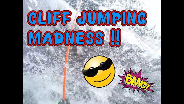 Extreme Canyoning GoPro  - Cliff Jumping Madness Season 2016 - 42Canyoning