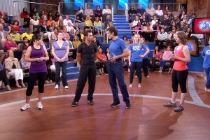 Brett Hoebel's 30-Day Flat Belly Plan | The Dr. Oz Show ~ I HAVE ALSO BEEN DOING THESE SIMPLE EXERCISES! :)