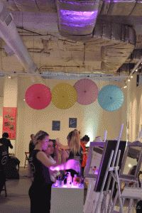 Jornadas Casamientos Online 2013 Deco colgante de sombrillas de colores Para presupuestos consultar a dateelgustoeventos@gmail.com