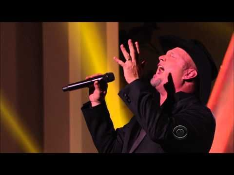 ▶ Garth Brooks - Allentown / Goodnight Saigon - Kennedy Center Honors Billy Joel - YouTube // Incredibly moving...wait until you get to the second song...you'll see what I mean...