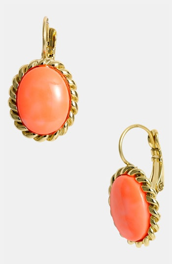 kate spade new york 'roped in' drop earrings $60