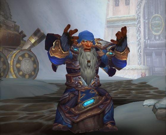 Dwarf Mage Transmog. World of Warcraft #worldofwarcraft #transmog #dwarf #mage