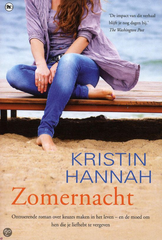 #boekperweek 53/52 Zomernacht - Kristin Hannah