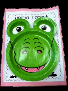Animal Reports with Hefty Zoo Pals paper plates & 86 best How Do You Hefty? images on Pinterest | Cooking tips Family ...