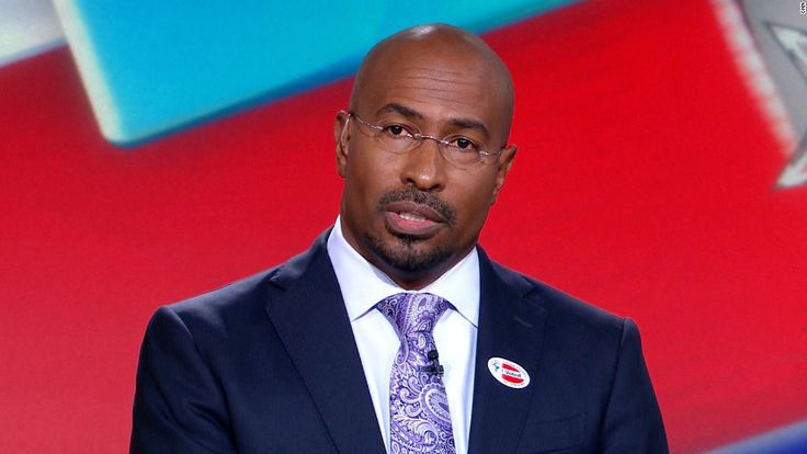 Van Jones articulates disappointment in voting results saying this was a whitelash.