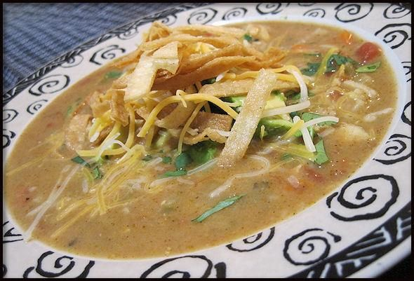 Chicken Tortilla Soup II: Our #1 Mexican dish! 560+ 5-star reviews!