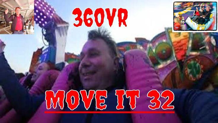 Onride 360VR Move it 32 van herck Palmenmarkt (Kermis) Geel 2018