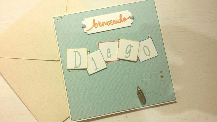 Bienvenido Diego! OriginalesK