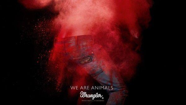 Wrangler Red We Are Animals (19 фото - 2,99.Mb) » Фотоблоги России