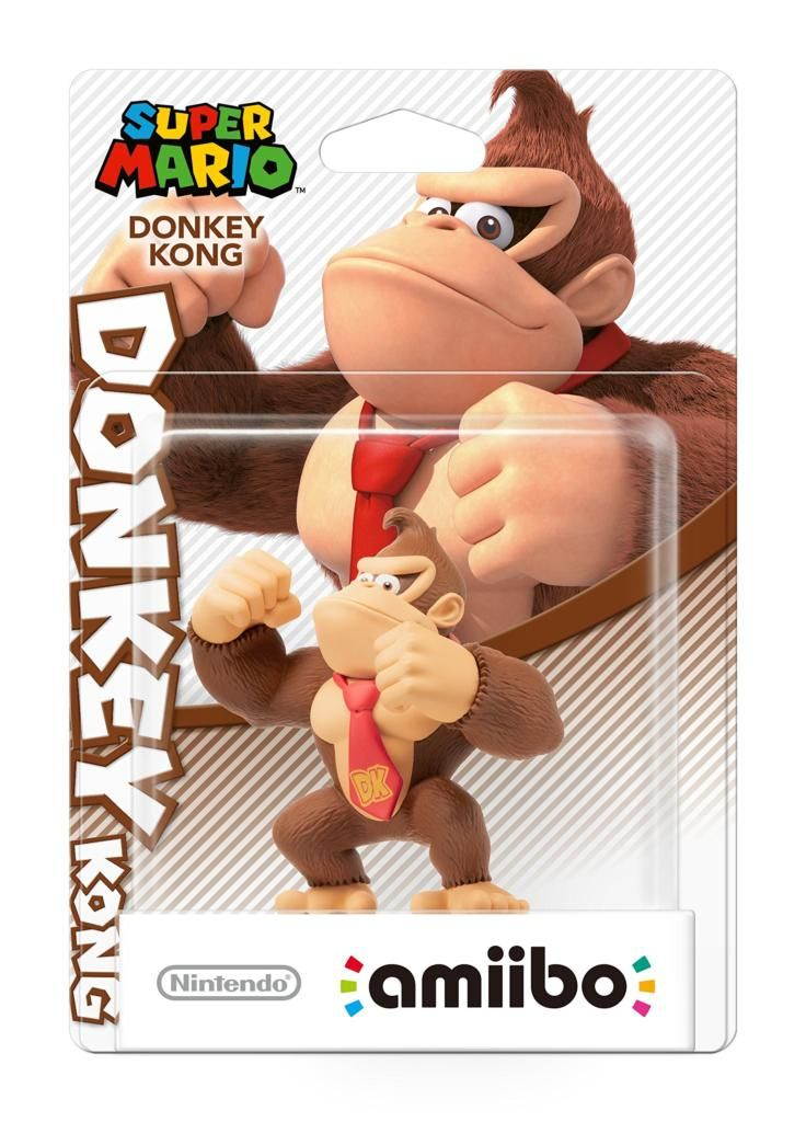 Amiibo Donkey Kong (Super Mario Collection) - WII U - Acheter vendre sur Référence Gaming