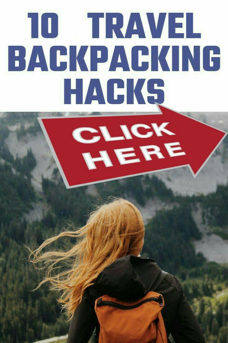 10  backpacker hacks