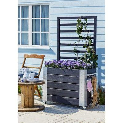 14 besten hochbeete cubic rollbar bilder auf pinterest. Black Bedroom Furniture Sets. Home Design Ideas