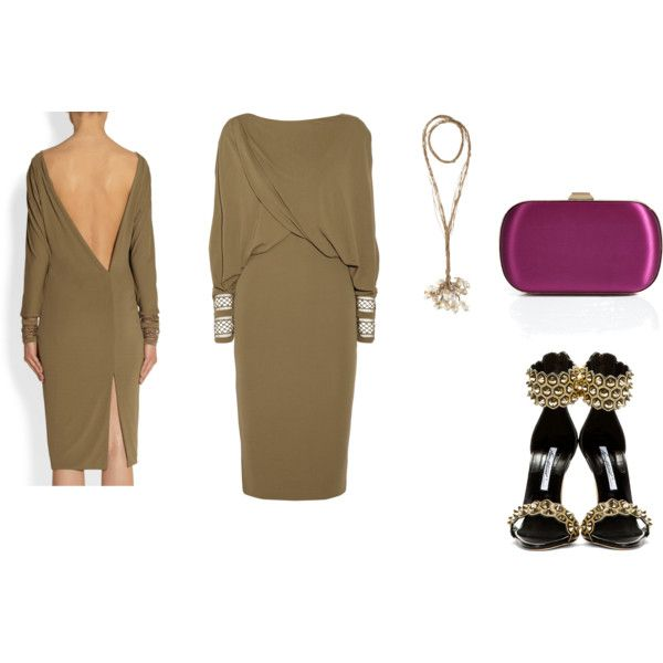 """""""The perfect dress by Givenchy"""" by ralucadu on Polyvore"""
