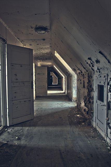 Old lier mental hospital