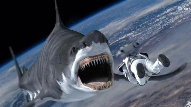 New Poster For SHARKNADO 5: GLOBAL SWARMING Drops!