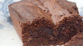 Lækker chokoladekage