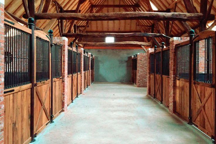 Stables for horses | Smulders Sp. z o.o.