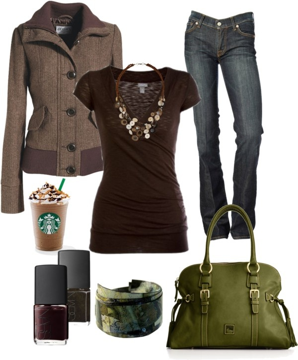 """""""Did you see that bracelet?? and necklace?? love!"""" by chelseawate on Polyvore"""