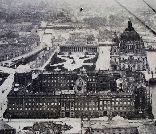 Berlin: Schloss und Museumsinsel, vor 1910