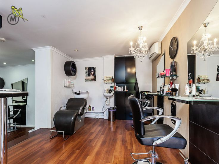 A fully functional hair salon #WorkFromHome #McDowall #MHRE #ForSale #Property