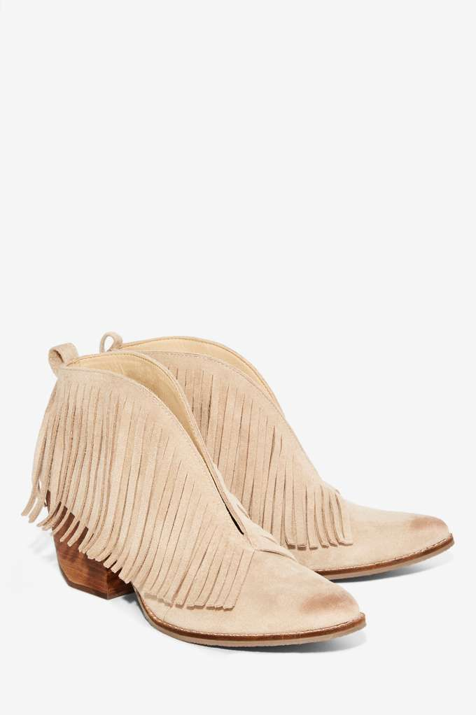 Coconuts by Matisse Lambert Fringe Ankle Boot - Shoes | Boots + Booties