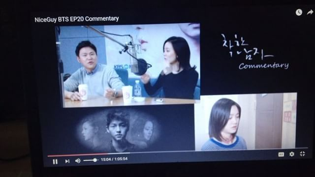 #moonchaewon and the director kept on complimenting Kwang Soo. #songjoongki told them to focus on Yoo Bi's acting but they started complimenting him again. Joong Ki said he would go out and Chae Won pulled him down. watch this commentary on Youtube if you haven't. I really hope someone could translate it #문채원 #송중기 #moonchaewon #songjoongki #chaeki