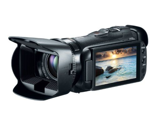Canon VIXIA HF G20 HD Camcorder with 10x HD Video lens (30.4mm-304mm) 3.5 inch Touchscreen LCD HD CMOS Pro and 32GB Internal Flash Memory (Certified Refurbished) http://ift.tt/2jpzWQ0