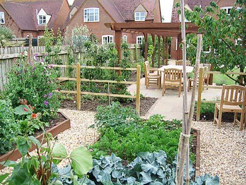 ideas about Vegetable Garden Fences on Pinterest