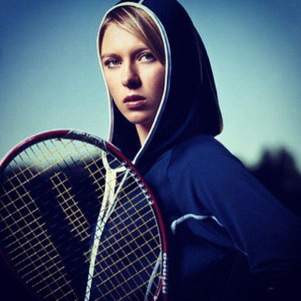 100%™ Maria Sharapova | Tennis